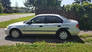 1998 Honda Civic AS IS