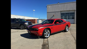 2011 Dodge Challenger Rt classic Coupe (2 door)