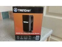TRENDnet Dual Band Wireless Router