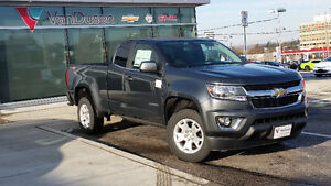 2016 Chevrolet Colorado LT Extended Cab - **Year End Clearout**
