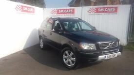 2011 11 VOLVO XC90 2.4D D5 AWD GEARTRONIC SE LUX 7 SEATER.SUPERB VALUE FOR MONEY
