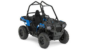 New 2015 Polaris Ace 570