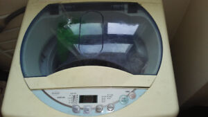 Non Working Home Comfort Apartment Size Washing Machine