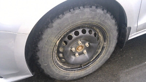Reduced only 300$!! Pacemark Snowtrakker P195/65R15