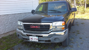 2004 GMC 4X4 for $2600.00 taxes paid in your name