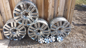 """20"""" Ford rims"""