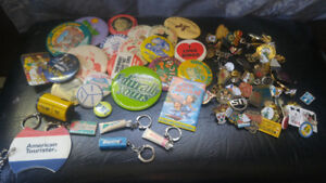 LARGE LOT - Lots of New & Old pins