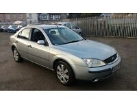 Ford Mondeo 2.0 TDCI 2003 MOT APRIL 2017 GOOD CONDITION P/X WELCOME