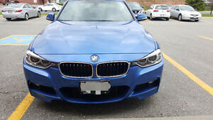 2015 BMW 328i Xdrive lease takeover Msport package