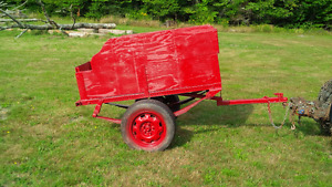 Tradesman Made - ATV/Tractor Cart - Heavy Duty!