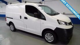 2014 14 NISSAN NV200 ++BUY FOR £125 A MONTH++