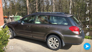 2008 Subaru Outback 5 door wagon Auto 3.0 with Premium Package