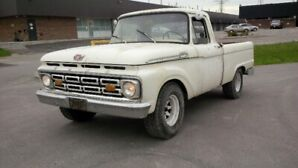 1964 FORD F100 PICK UP TRUCK   SHORT BOX