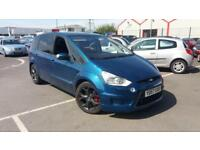 2007 57 FORD S-MAX 2.0TDCi TITANIUM, HUGE SPEC,2 KEYS.