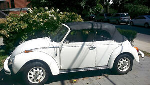 1978 Super Beetle Convertible
