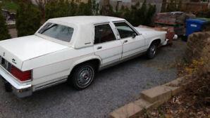 voiture antique a vendre