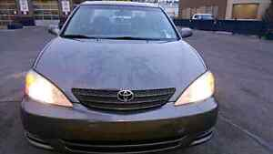 2003 Toyota camry for sale 4 cylinder