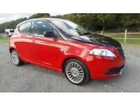 2012 62 CHRYSLER YPSILON 1.2 BLACK AND RED 5D 69 BHP