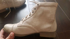 Ankle Boots- Never worn. Size 8.