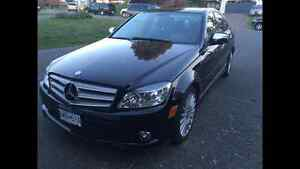 2008 Mercedes-Benz C230 89500 km BEAUTIFUL CONDITION