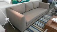 FLOOR MODEL Gromano 500$ OFF BYWARD SOFA *CANADIAN MADE*