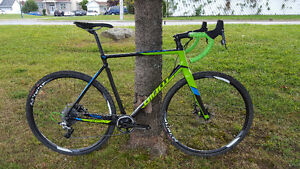 2016 Giant TCX SLR 1 (Custom) Price Drop West Island Greater Montréal image 1