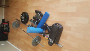 Weight gear for sale.
