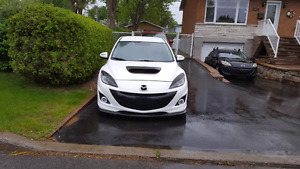 Mazdaspeed 3 2012 tech pack 65k