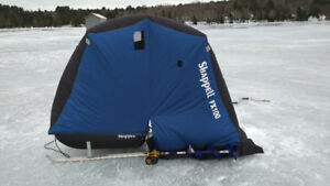 Shappell FX100 1 person Ice Fishing Shelter for sale