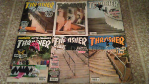 Thrasher Magazines