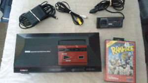 SEGA MASTER SYSTEM COMPLETE WITH GAMES