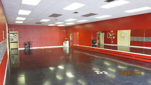 3200 Sq Ft Dance/Exercise Studio space on Victoria St