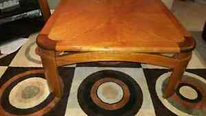 3 piece table set   coffee n end tables