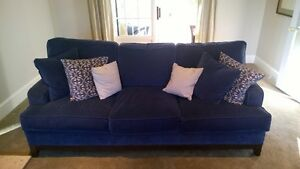 Ethan Allen Couch and 2 Chairs