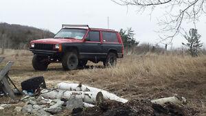 1994 Jeep Cherokee Coupe (2 door)