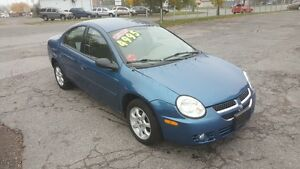 2005 Dodge SX 2.0 SEDAN *** LOW LOW KM *** CERT $4995 Peterborough Peterborough Area image 9