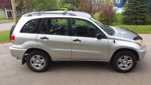 2003 Toyota Rav4 AWD *** REDUCED ***