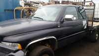 1996 DODGE CUMMINS 3/4 TON 4X4 LOADED EXT CAB 3595.00