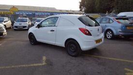 Vauxhall Corsa SWB Cdti (white) 2010