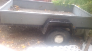 !!!Used Trailer, in good condition!!!