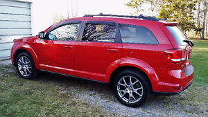 2012 Dodge Journey R/T Rallye SUV, Crossover