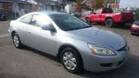 2003 Honda Accord Coupe (2 door) automatic 4 cyl