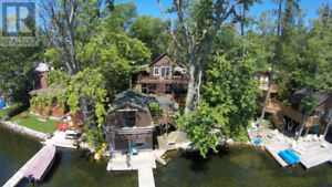 Chesley Lake Waterfront Cottage