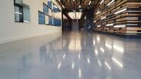 TOTAL CONCRETE FLOORING - Polished Concrete Specialists