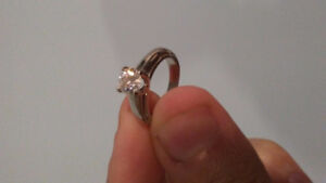 Engagement/ Promise Ring.