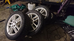 SALE tires and rims 18'' Chevrolet