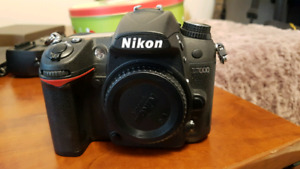 Nikon D7000, 3 lens and accessories