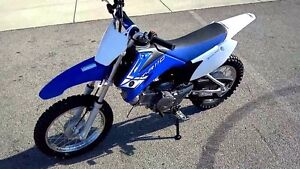 Wanted: Looking for a Yamaha TTR-110/90 or Honda 110