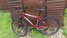 "Bike ammaco cs 100 sport city very good condition wheel 27,5"""