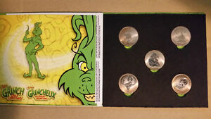 NHL Hockey Greats, ET, The Spirit, The Grinch coins plus more... Kitchener / Waterloo Kitchener Area image 3